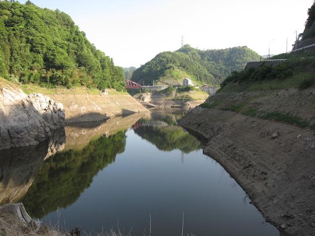 合角ダム バス釣り 2013