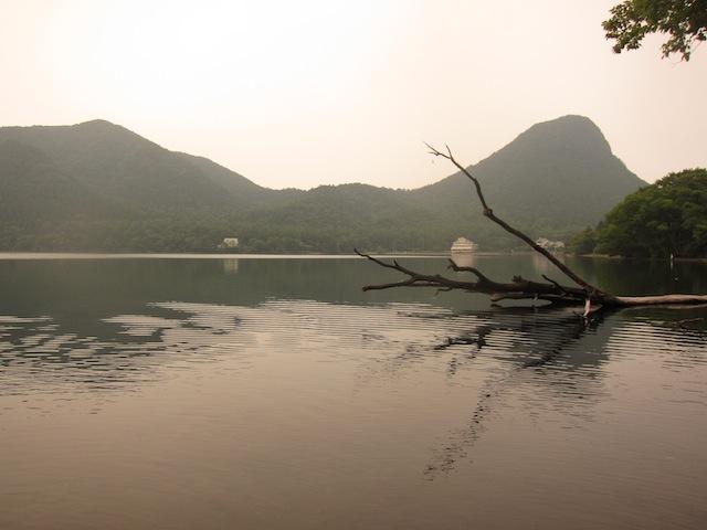 榛名湖 バス釣り