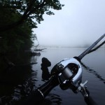 榛名湖おかっぱりハードベイト釣行
