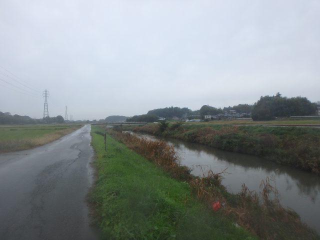 霞ヶ浦 花室川