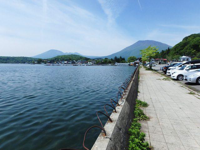 野尻湖 マリーナ