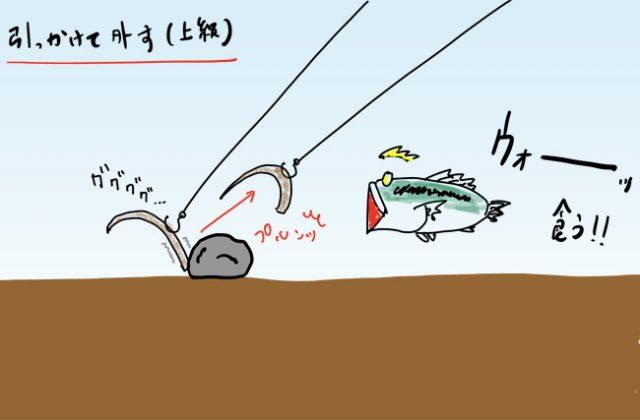 バス釣り ネコリグ 使い方 ハングアウト