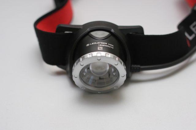 夜釣り 釣り Ledlenser(レッドレンザー) LEDヘッドライト H8R